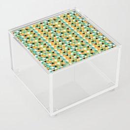 Scandy Triangles Acrylic Box