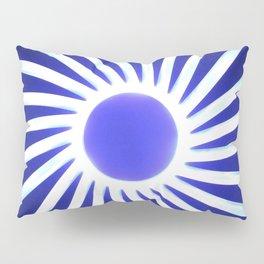 Light Spiral Pillow Sham