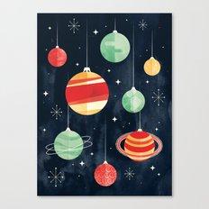 Joy to the Universe Canvas Print