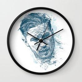 Tom Hardy Wall Clock