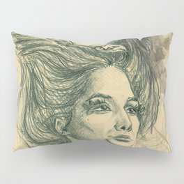 Past lives | Future flights Pillow Sham