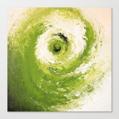 Abstract painting III Canvas Print