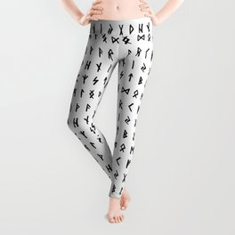 Nordic Runes Leggings