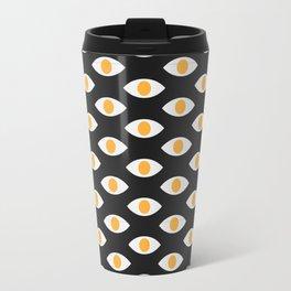 eye pattern Travel Mug