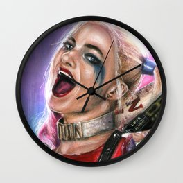 Harley Wall Clock