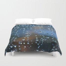 The Rain Duvet Cover