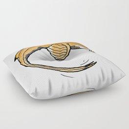 Phinsurlaile Beverage Beastie Floor Pillow