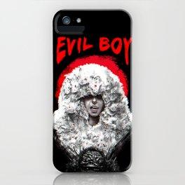 Yolandi - Evil Boy iPhone Case