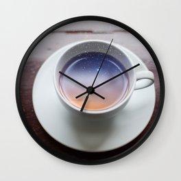 Coffee Magic Wall Clock