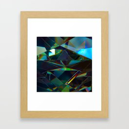 Refracted Framed Art Print