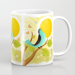 Early To Rise Coffee Mug