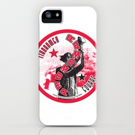 Remember Tiananmen Square iPhone Case