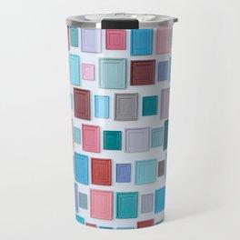 Color on the wall Travel Mug