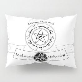 Miskatonic University 1690 Pillow Sham