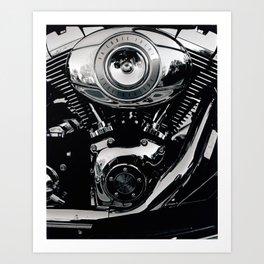 96 Cubic Inches Art Print