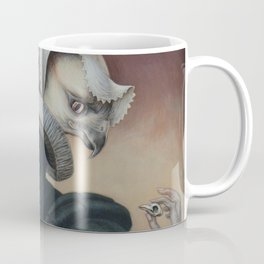 Fragile Assertion Coffee Mug