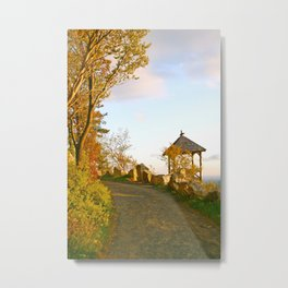 Smilely Tower, New Patz, NY Color Photo Metal Print