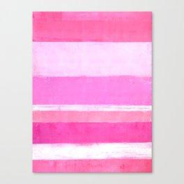 Berry Creme Canvas Print
