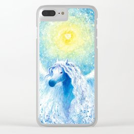 SkySweeper Clear iPhone Case