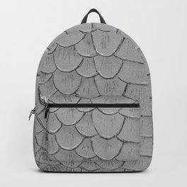 Snake skin pattern Backpack