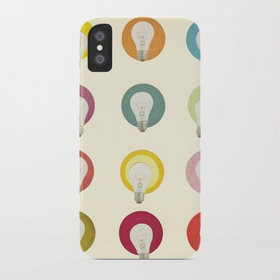 Bright Ideas iPhone Case
