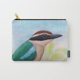 Fairy Pitta Carry-All Pouch
