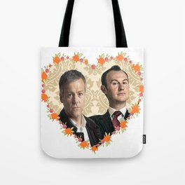 Hearted Mystrade Tote Bag