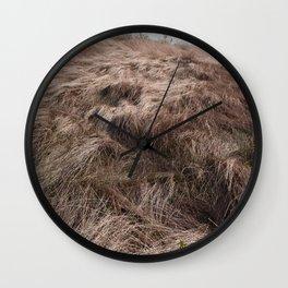 Rolling Hills Wall Clock