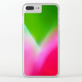 Colors of Spring 1 #abstract #society6 #decor #buyart Clear iPhone Case