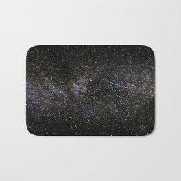 Milky Way Stars Bath Mat