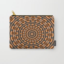 Happy Illusion Faces  Carry-All Pouch