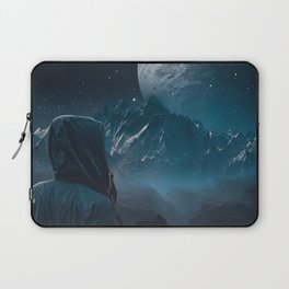 The seeker Laptop Sleeve