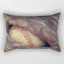 Baseball II Rectangular Pillow