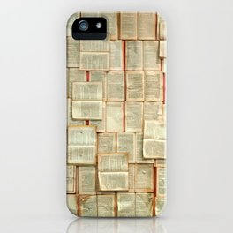 Pages on Pages iPhone Case
