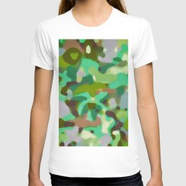 Abstract art 4. T-shirt