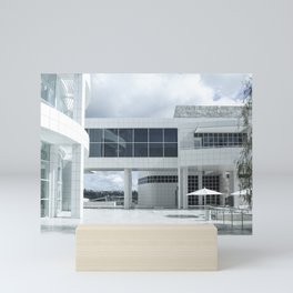 Richard Meier - Getty Center III Mini Art Print