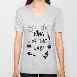 King of The Lab 2 Unisex V-Neck