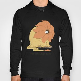 The Cowardly Lion Hoody