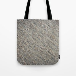Wet Sand Scours Tote Bag