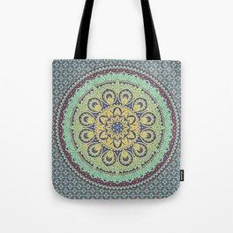 Traditional Mandala Design Tote Bag