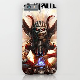 iron maiden album 2021 katrin9 iPhone Case