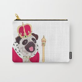 The Royal Pug Carry-All Pouch