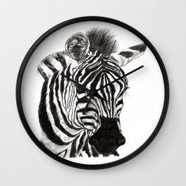 The Amazing Mr. Z Wall Clock