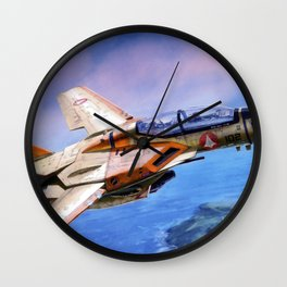 Macross Wall Clock