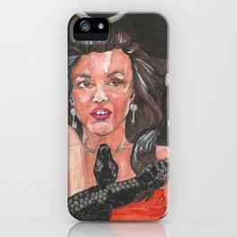Hekate Thanategos iPhone Case