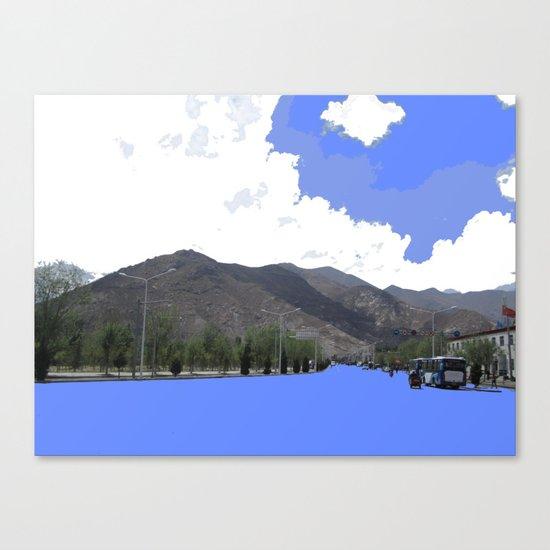 Lots Of Fresh Air Canvas Print