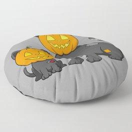 Gourdie and Wisp Floor Pillow