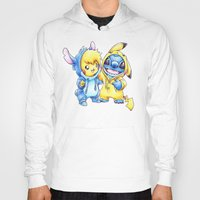 projectrocket Hoodies featuring No one gets left behind. by Randy C
