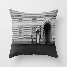 Royal Guard. Throw Pillow