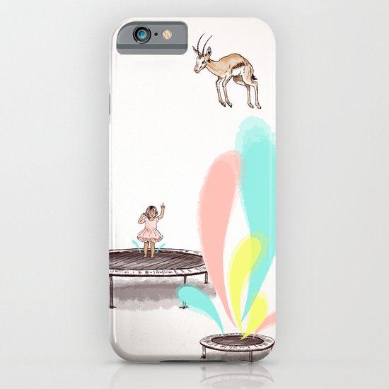 Gazelles Make Bad Friends iPhone & iPod Case